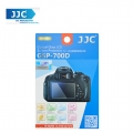 JJC GSP-700D Tempere Optical Glass Camera Screen Protector 9H For Canon EOS 700D ,550D, 600D, 650D